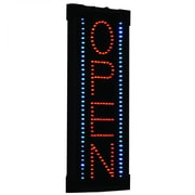 Creative Motion Vertical LED Open Sign