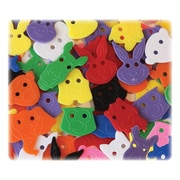 Chenille Kraft Animal Faces Buttons