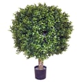 Flora Novara Artificial Boxwood Buxus Ball Tree