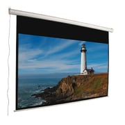 Mustang 92'' 16:9 Aspect Ratio Electric Screen in Matte White