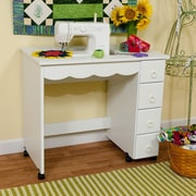 Arrow Sewing Cabinets Shirley Wood Grain Laminate Sewing Cabinet