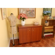 Arrow Sewing Cabinets Bertha Sewing Cabinet; Cherry