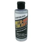 Auto-Air Colors Aluminum Fine Base Coat Paint; 5''x 2.75'' x 2.75''