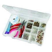 ArtBin Tarnish Inhibitor Medium Four Compartment Box in Translucent