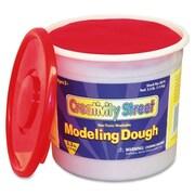 Chenille Kraft Modeling Dough; Red