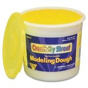 Chenille Kraft Modeling Dough; Yellow