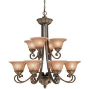Dolan Designs Windsor 12 Light Chandelier