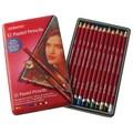 Derwent Pastel 12 Piece Colored Pencil Set
