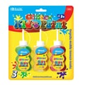 Bazic Glitter Paint (Set of 3); Case of 72