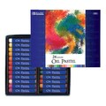 Bazic 24 Color Oil Pastels; Case of 72