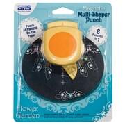 Alvin and Co. Multi-Shaper Flower Garden Magnetic Punch