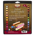 Alvin and Co. Portrait Soft Pastels Set (Set of 24)