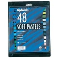 Alphacolor Soft Pastels Basic Color (Set of 48)