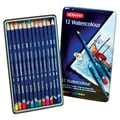 Derwent Watercolor 12 Piece Pencil Set