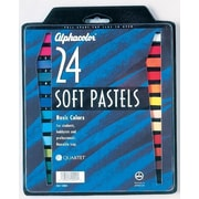 Alphacolor Soft Pastels Basic Color (Set of 24)