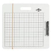 Alvin and Co. Heritage Gridded Sketch Board; 18.5'' W x 19.5'' D