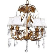 Jubilee Collection Ballroom 5 Light Chandelier