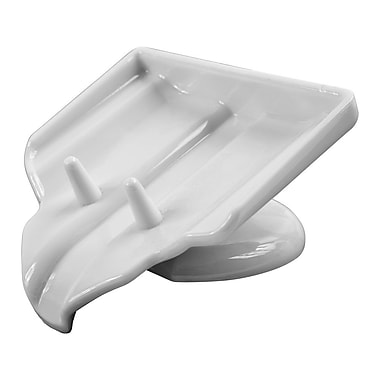 Trademark Global™ Waterfall Soap Saver, White