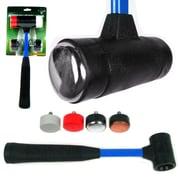 "Stalwart™ 75-0650 4 In 1 Multihead Hammer, 12""(L)"