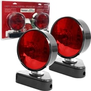 Stalwart™ 12 V Magnetic Trailer Light Kit, Red