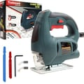 Stalwart™ 75-21195 Jigsaw With 2.125in. Cut Capacity, 2.3in.(W)