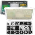 Stalwart™ 225 Rings O Ring Assortment Set
