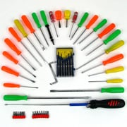 Stalwart™ Extra Large 54 Piece Screwdriver Set