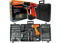 Stalwart™ 78 Piece 18 V Cordless Drill Set, 0.8 - 10mm (Dia) Capacity