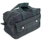 Stalwart™ Tough Multipurpose Canvas Bag, Black