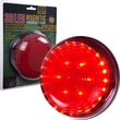 Stalwart™ Red Magnetic Emergency Flasher, 30 LED