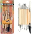 Stalwart™ 11 Piece Pottery and Sculpture Tool Set