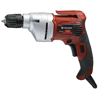 King Canada Electric Drill, 3/8