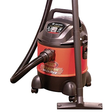 King Canada Wet/Dry Vacuum 3.5HP, 5 Gallon