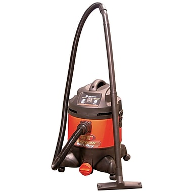 King Canada – Aspirateur sec/humide de 3,5 HP, 8 gallons