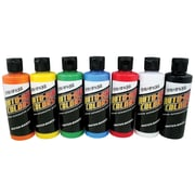 Auto-Air Colors 4 oz. Airbrush Semi-Opaque Paint Set