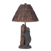 Cal Lighting 29'' H Table Lamp with Empire Shade