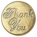 Manuscript Decorative Sealing Thank You Wax Coin