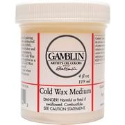 Gamblin Cold Wax Medium; 4 oz