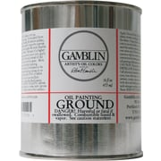 Gamblin Oil Painting Ground; 16 oz