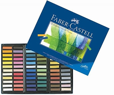 Faber- Castell Creative Studio Soft Pastels (Set of 72) WYF078276364014