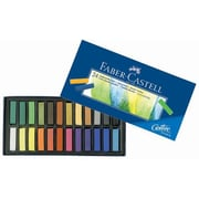 Faber- Castell Creative Studio Soft Pastels (Set of 24)