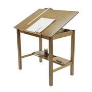 Studio Designs Americana II Drafting Table; 54'' x 42'' x 30''