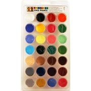 RUBY RED PAINT, INC. Face Paint Top 28 Color Palette