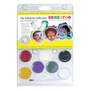 RubyRedPaint Rainbow Face Painting Kit