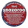 SnazarooUSA Individual Face Paint Colors; Bright Red