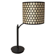 Fangio Contemporary 28'' H Table Lamp with Drum Shade