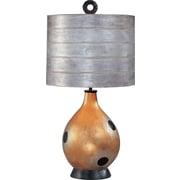 Flambeau Lighting Pericles 26'' Table Lamp