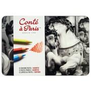 Conte Pastel Color Pencils (Set of 12)