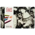 Conte Pastel Color Pencils (Set of 24)