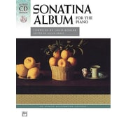 Alfred Publishing Sonatina Album for the Piano (Book and CD)